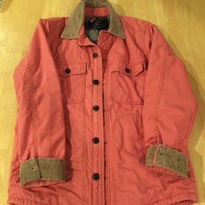 Abercrombie Men's jacket - Small